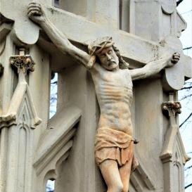 Zalakarosi templomkereszt