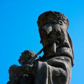 Kuckländer Madonna-szobor
