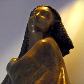 Mária mennybevétele-oltár - Holdsarlós Madonna