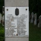 I. és II. világháborúban elesett hősi halottainak emlékére