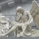 A gyász és a hit allegóriája