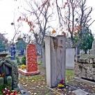 Krúdy Gyula síremléke