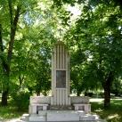 Bolgár hősök emlékműve