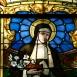 Szent József Katolikus Templom üvegablakai
