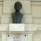 Marek József mellszobra