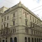 Az egykori szabadkőműves páholyház épületdíszei