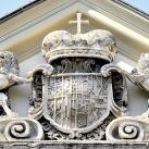 A Savoyai kastély díszítményei. II.