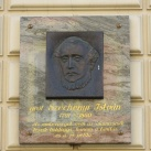 Széchenyi István-emléktábla