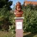 IV. Béla király mellszobra