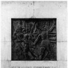 Guszev százados emléktáblája