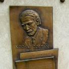 Kodály Zoltán-emléktábla