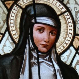 Szent Gertrúd