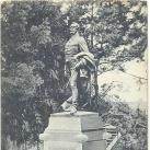 Gróf Leiningen-Westerburg Károly szobra