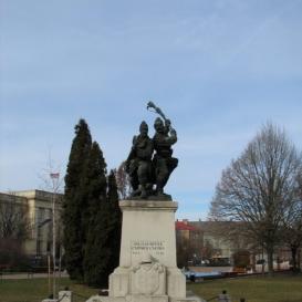 20. honvéd gyalogezred emlékműve