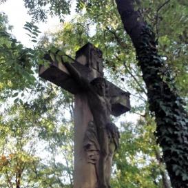 Nemesek temetője nagykeresztje