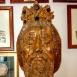 Szent László, a határőrök védőszentje szobra