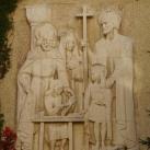 Szent István király Gellértre bízza fia, Imre neveltetését