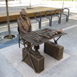 Szabó Gyula kefekötő