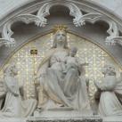 Szűz Mária és a gyermek angyalokkal
