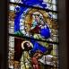 Békéscsabai római katolikus templom üvegablakai 1.