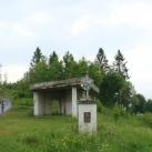 Ukrán partizánok emlékműve
