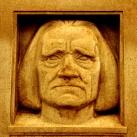 Liszt Ferenc domborműves emléktáblája