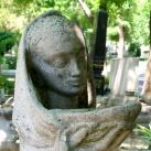 Teész Katalin síremléke