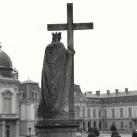 Szent Ilona szobra (Oszlopon szent)