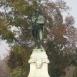 Bessenyei György szobra