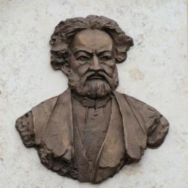 Erkel Ferenc dombormű