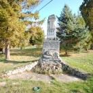 Az 1848-as forradalom centenáriumi emlékműve