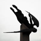 A világháborúk áldozatainak emlékműve