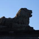 Oroszlánok szobra