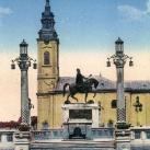 I. Ferdinánd-szobor