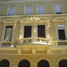 Wlassics-ház épületdísze