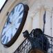 Késmárki városháza toronydíszítő szobra