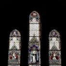 A Rózsafüzér királynéja templom üvegablakai 3.