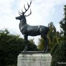 Szarvas-szobor