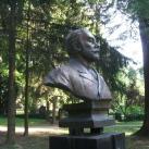 Kozma Sándor mellszobra