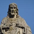 A római katolikus székesegyház szobrászati díszítései