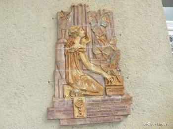 Pillich Ferenc-emléktábla