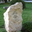 1848. március 15-i emlékkő
