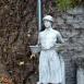 Pásztorfiú-szobor
