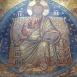 Maiestas Domini szentek között