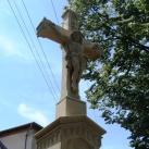 Első világháborús emlékmű – Feszület
