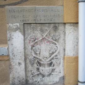 Árpád-kori templom emlékköve