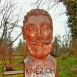 Knézich Károly szobra