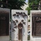Budapestről Kitelepítettek Emlékműve