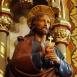 Jézus Szíve-oltár szobra