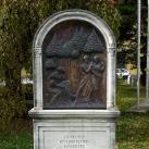 Kitelepítettek emlékműve